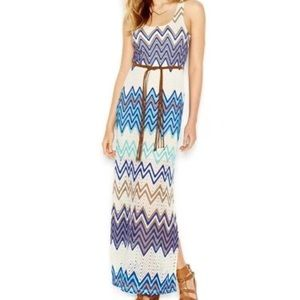Sanctuary Chevron Dress